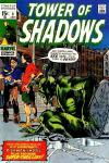 Tower of Shadows #9 comic books for sale