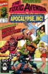 Toxic Avenger #2 comic books - cover scans photos Toxic Avenger #2 comic books - covers, picture gallery