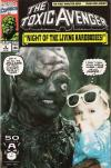 Toxic Avenger #3 comic books - cover scans photos Toxic Avenger #3 comic books - covers, picture gallery