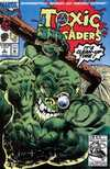 Toxic Crusaders #2 Comic Books - Covers, Scans, Photos  in Toxic Crusaders Comic Books - Covers, Scans, Gallery