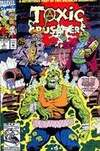 Toxic Crusaders #5 Comic Books - Covers, Scans, Photos  in Toxic Crusaders Comic Books - Covers, Scans, Gallery