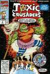 Toxic Crusaders #6 Comic Books - Covers, Scans, Photos  in Toxic Crusaders Comic Books - Covers, Scans, Gallery