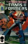 Transformers comic books