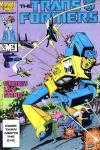 Transformers #16 comic books - cover scans photos Transformers #16 comic books - covers, picture gallery