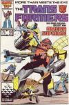 Transformers #19 comic books - cover scans photos Transformers #19 comic books - covers, picture gallery