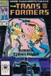 Transformers #24 comic books - cover scans photos Transformers #24 comic books - covers, picture gallery
