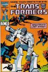 Transformers #25 comic books - cover scans photos Transformers #25 comic books - covers, picture gallery
