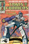 Transformers #3 comic books - cover scans photos Transformers #3 comic books - covers, picture gallery