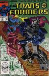 Transformers #38 comic books - cover scans photos Transformers #38 comic books - covers, picture gallery