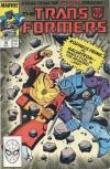 Transformers #43 Comic Books - Covers, Scans, Photos  in Transformers Comic Books - Covers, Scans, Gallery