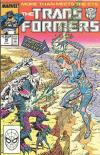 Transformers #45 Comic Books - Covers, Scans, Photos  in Transformers Comic Books - Covers, Scans, Gallery