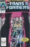 Transformers #46 Comic Books - Covers, Scans, Photos  in Transformers Comic Books - Covers, Scans, Gallery