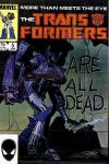 Transformers #5 comic books - cover scans photos Transformers #5 comic books - covers, picture gallery