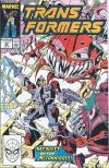 Transformers #52 Comic Books - Covers, Scans, Photos  in Transformers Comic Books - Covers, Scans, Gallery