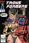 Transformers #53 comic books - cover scans photos Transformers #53 comic books - covers, picture gallery