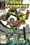 Transformers #55 Comic Books - Covers, Scans, Photos  in Transformers Comic Books - Covers, Scans, Gallery