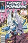 Transformers #57 comic books - cover scans photos Transformers #57 comic books - covers, picture gallery