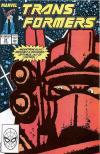 Transformers #58 comic books for sale