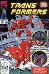 Transformers #64 comic books - cover scans photos Transformers #64 comic books - covers, picture gallery