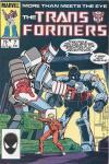 Transformers #7 comic books - cover scans photos Transformers #7 comic books - covers, picture gallery