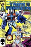 Transformers #9 comic books - cover scans photos Transformers #9 comic books - covers, picture gallery