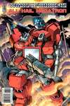Transformers: All Hail Megatron #13 comic books - cover scans photos Transformers: All Hail Megatron #13 comic books - covers, picture gallery