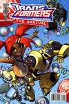 Transformers Animated: The Arrival Comic Books. Transformers Animated: The Arrival Comics.