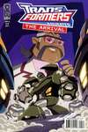 Transformers Animated: The Arrival #4 comic books - cover scans photos Transformers Animated: The Arrival #4 comic books - covers, picture gallery