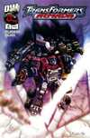 Transformers Armada #13 comic books - cover scans photos Transformers Armada #13 comic books - covers, picture gallery