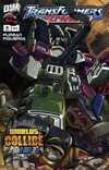 Transformers Armada #15 comic books - cover scans photos Transformers Armada #15 comic books - covers, picture gallery