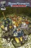 Transformers Armada #8 comic books - cover scans photos Transformers Armada #8 comic books - covers, picture gallery