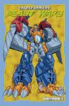 Transformers: Beast Wars Sourcebook #3 comic books for sale
