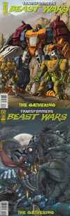 Transformers: Beast Wars: The Gathering #2 Comic Books - Covers, Scans, Photos  in Transformers: Beast Wars: The Gathering Comic Books - Covers, Scans, Gallery