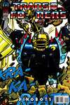 Transformers: Best of UK: Dinobots #5 Comic Books - Covers, Scans, Photos  in Transformers: Best of UK: Dinobots Comic Books - Covers, Scans, Gallery