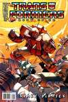 Transformers: Best of UK: Space Pirates comic books