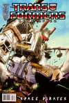 Transformers: Best of UK: Space Pirates #3 comic books - cover scans photos Transformers: Best of UK: Space Pirates #3 comic books - covers, picture gallery