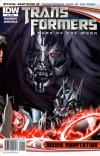 Transformers Dark of the Moon Movie Adaptation #4 comic books for sale