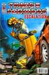 Transformers: Escalation comic books
