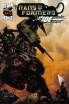 Transformers/G.I. Joe #4 comic books - cover scans photos Transformers/G.I. Joe #4 comic books - covers, picture gallery