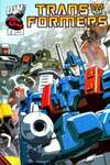 Transformers: Generation 1 #2 comic books - cover scans photos Transformers: Generation 1 #2 comic books - covers, picture gallery
