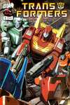 Transformers: Generation 1 #4 comic books - cover scans photos Transformers: Generation 1 #4 comic books - covers, picture gallery