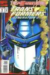 Transformers: Generation 2 #1 Comic Books - Covers, Scans, Photos  in Transformers: Generation 2 Comic Books - Covers, Scans, Gallery