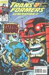 Transformers: Generation 2 #10 comic books - cover scans photos Transformers: Generation 2 #10 comic books - covers, picture gallery