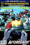 Transformers: Generations #7 comic books - cover scans photos Transformers: Generations #7 comic books - covers, picture gallery