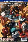 Transformers: Generations #8 comic books - cover scans photos Transformers: Generations #8 comic books - covers, picture gallery