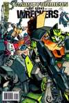 Transformers: Last Stand of the Wreckers comic books