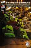 Transformers: Micromasters #4 comic books - cover scans photos Transformers: Micromasters #4 comic books - covers, picture gallery