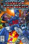 Transformers: The Animated Movie comic books