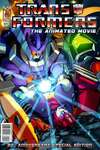 Transformers: The Animated Movie #4 Comic Books - Covers, Scans, Photos  in Transformers: The Animated Movie Comic Books - Covers, Scans, Gallery