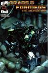 Transformers: War Within: The Dark Ages #2 comic books for sale